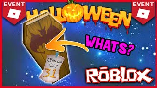 NUEVO REGALO POR HALLOWEEN EN ROBLOX? | COFFIN WAIT LAPEL PIN ROBLOX