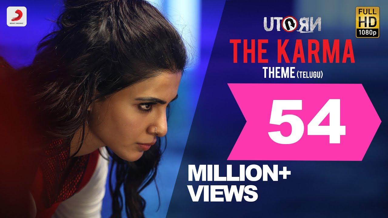 Download U Turn - The Karma Theme (Telugu) - Samantha | Anirudh Ravichander | Pawan Kumar
