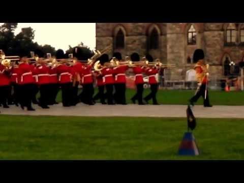 Ceremonial Guard -Slave Chorus from Verdi