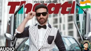 preet-harpal-thaath-full-song-beat-minister-latest-punjabi-songs-2019