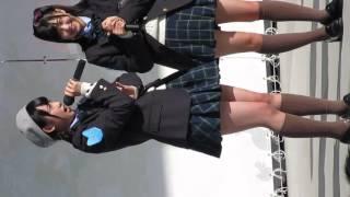 AKB48 Team8 イオンモール TOYOTA GAZOO Racing 2015 12,12.