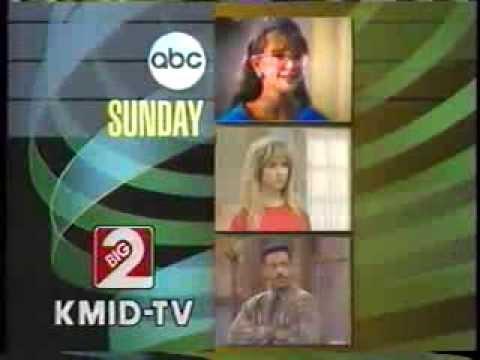 Life Goes On Free Spirit & Homeroom 1989 ABC Series Premiere Promo