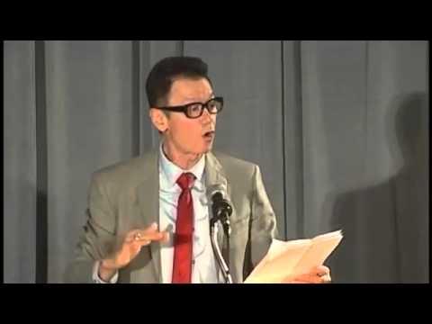 2012 Newbery-Caldecott Banquet - Jack Gantos Newbery Speech