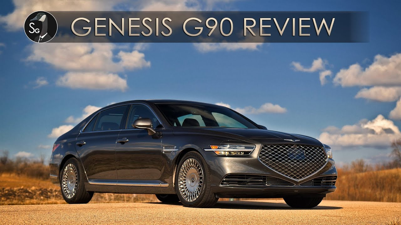 2020 Genesis G90 | Less Pretentious, More Original