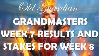 Hearthstone Grandmasters season 1, week 7 results and stakes for week 8