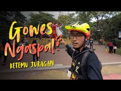 Kuy Sepedahan ke Tangerang Kota!