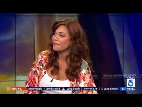 Angelica Celaya Felt Scared to Portray Iconic Latin Singer Jenni Rivera for