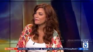 "Video Angelica Celaya Felt Scared to Portray Iconic Latin Singer Jenni Rivera for ""Mariposa Del Barrio"" download MP3, 3GP, MP4, WEBM, AVI, FLV Januari 2018"