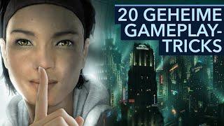 In Bioshock schießen alle daneben - und 19 andere geheime Gameplay-Hilfen