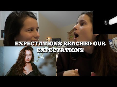 LAUREN JAUREGUI - EXPECTATIONS REACTION