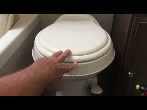 Repeat How to Install a 310 Dometic Ceramic Toilet in Your