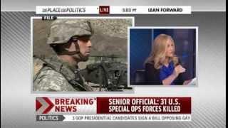 Taliban Shot Down NATO Copter In Wardak AFG Killing 31 US Navy Seals & SF