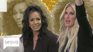 RHOA: Kim on Why She Called Cynthia a Pretty Face (Season 10, Episode 9) | After Show | Bravo
