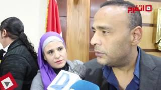 اتفرج | محمود عبد المغني: تطوعت بفيلم للتوعية بالمخدرات لخدمة بلدي