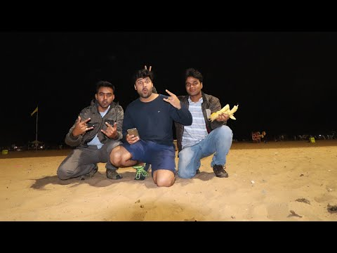 they became VIOLENT on Puri Beach.!