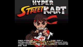 Hyper Street Kart  e Super Mario Caprichado Live vem vem