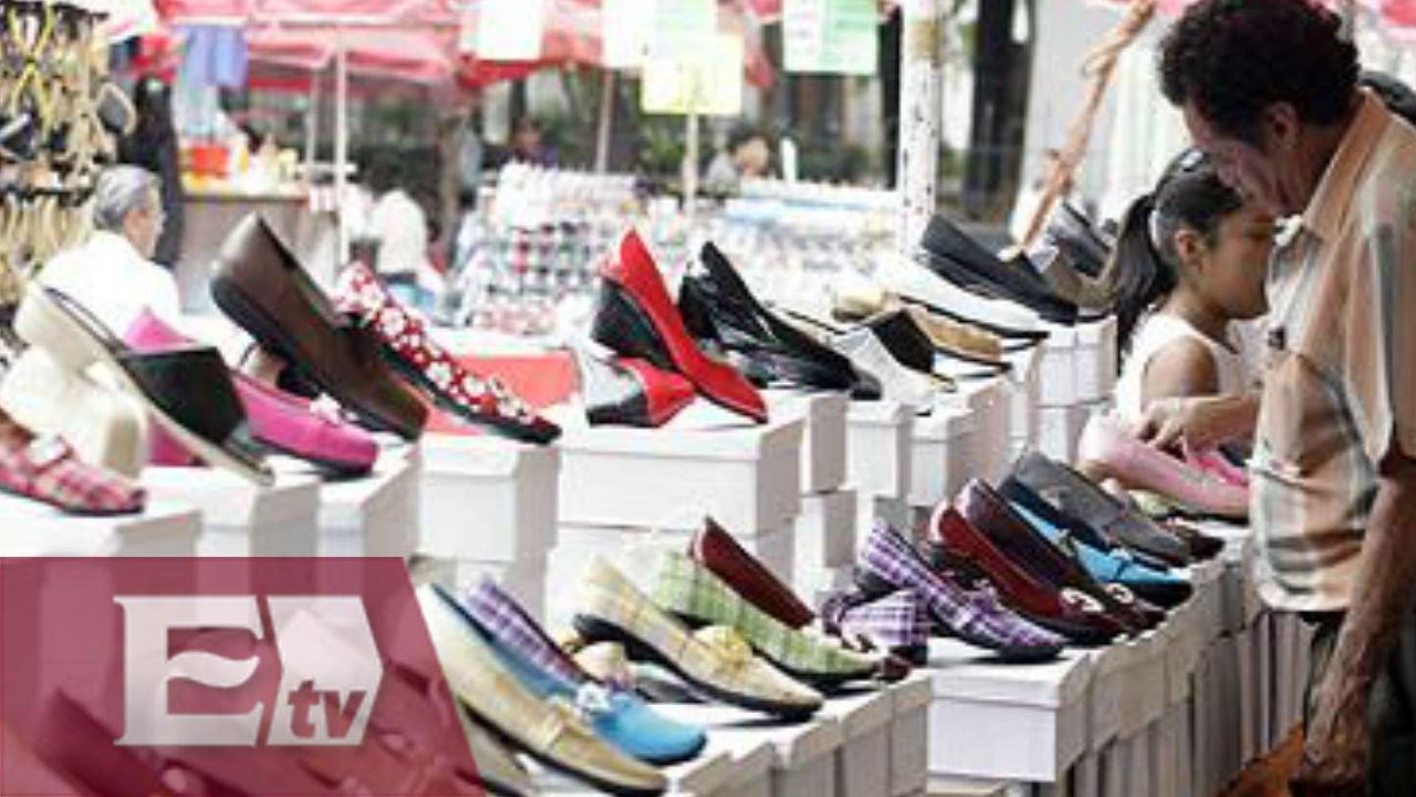 Feria del calzado en León Guanajuato   Dinero - YouTube 34a712f2e363
