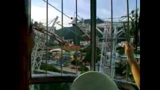 Cable Car Experience @ Ocean Park Hongkong