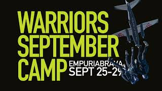 Fly Warriors September Camp 2018,  Jumps compilation video