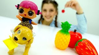 ToyClub шоу - Куклы Лол потерялись. Мультики для девочек.