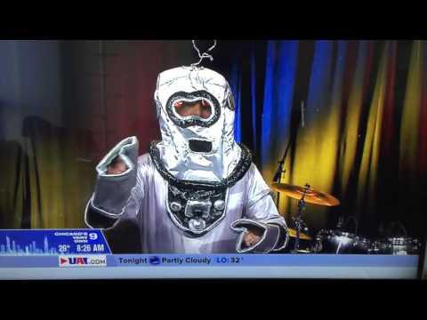 Stewart Copeland on TV