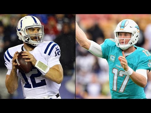 Andrew Luck or Ryan Tannehill, who would you rather have?