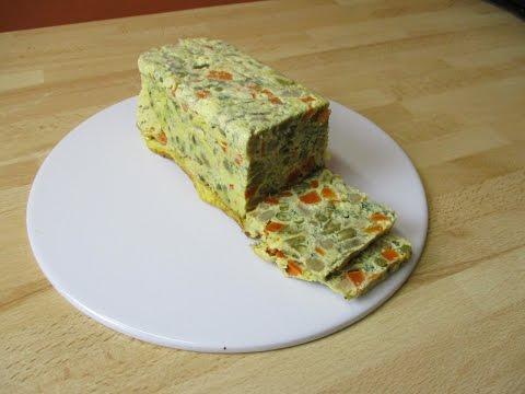 recette-de-la-terrine-de-légumes-aux-oeufs---recette-facile