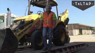 Safety Tips When Loading Heavy Equipment
