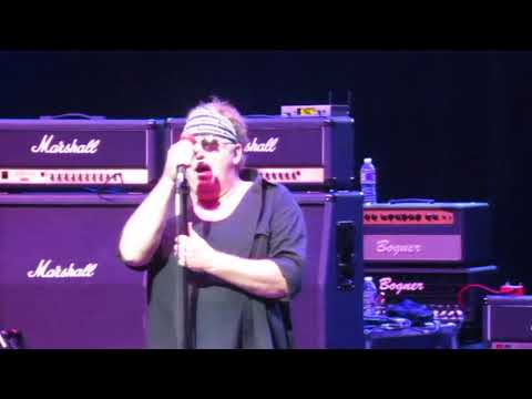Loverboy Performs When It's Over