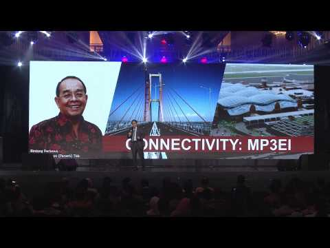 MarkPlus Conference 2014: MARKET-ING IN THE NEW NEW INDONESIA by Hermawan Kartajaya