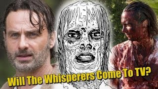The Walking Dead's Robert Kirkman On If The Whisperers Will Come To TV