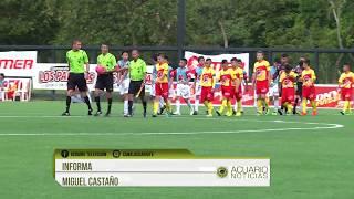 1er. zonal oriente del Baby Fútbol se disputará en Rionegro
