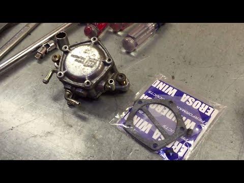 99 Polaris Indy 700 XC SP Fuel Pump Repair