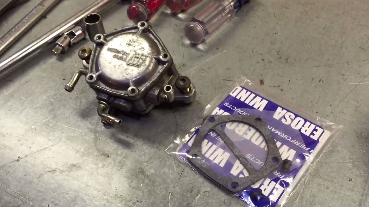 99 polaris indy 700 xc sp fuel pump repair