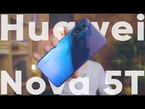 Чем хорош Huawei Nova 5T? Камеры, дизайн, сервисы Google
