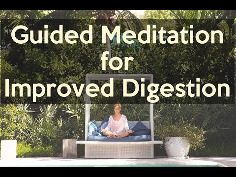 Guided Meditation For Improved Digestion