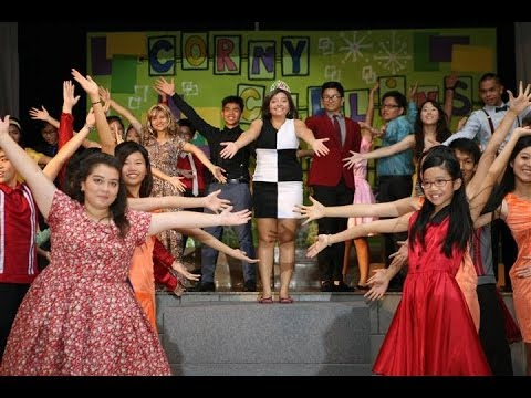 The American School - Hairspray Show Full (May 22 - 24)