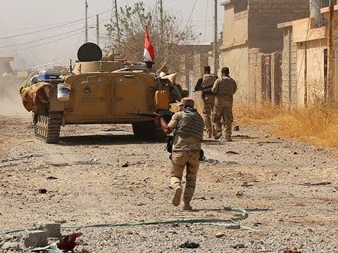 Iraq`s security forces start offensive to liberate hawijah from Daesh