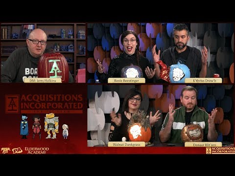 "Table Talk: Dran Incorporated, Part 3 - S1 E33 - Acquisitions Inc: The ""C"" Team"