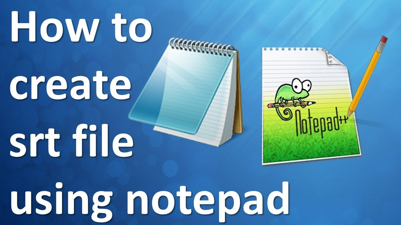 How to create movie subtitles using notepad youtube how to create movie subtitles using notepad ccuart Image collections