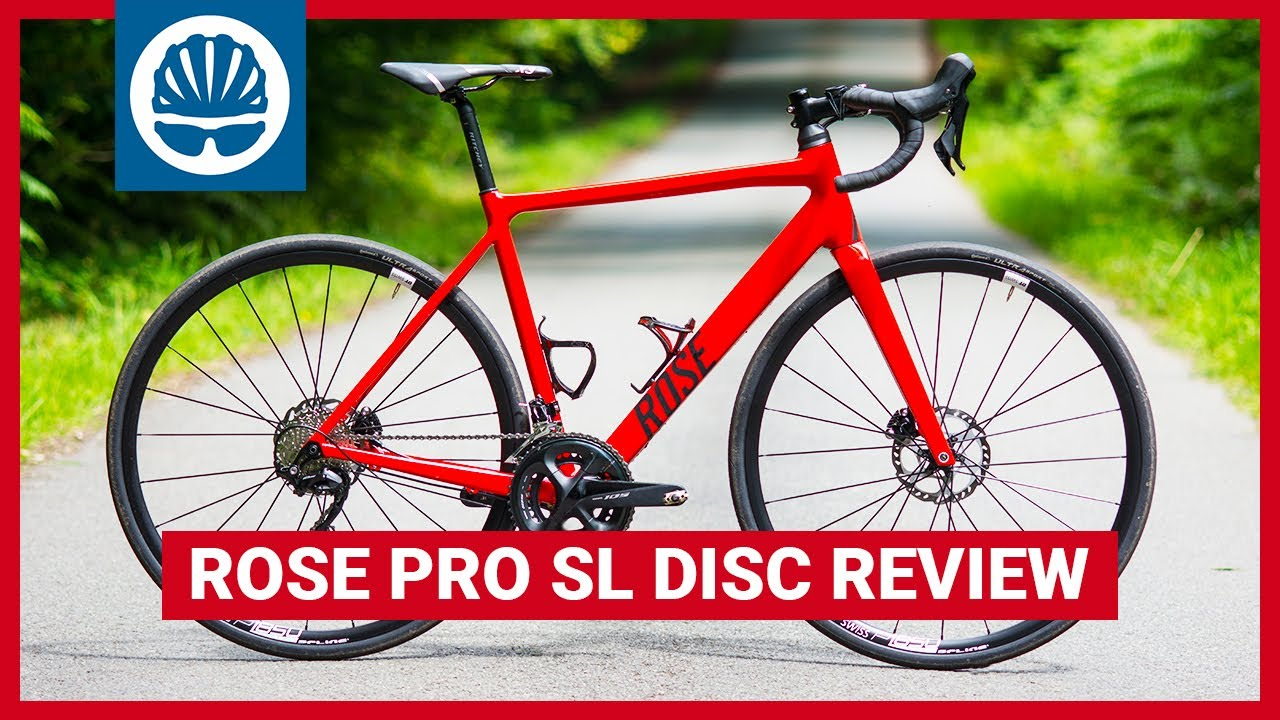 The Best Entry-Level Road Bike? | NEW Rose Pro SL Disc Review 🌹