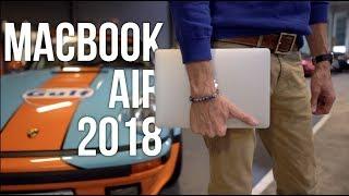 MacBook Air 2018 - bude stačit? Srovnání s MacBook Pro! [4K]