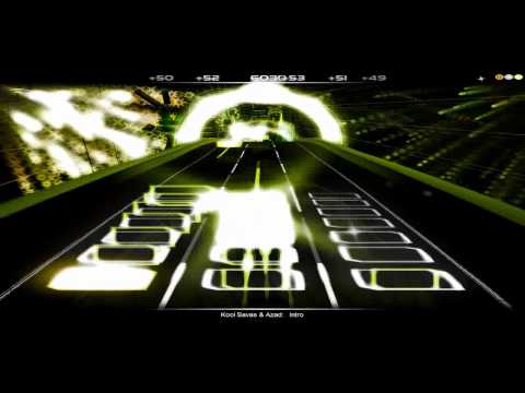 audiosurf - kool savas & azad - intro (one)