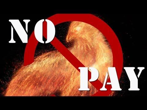 Sober Thought - No Pay Lyric Video