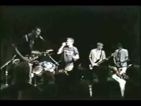 At the Drive-In Live @ UTEP Union, El Paso, 1995