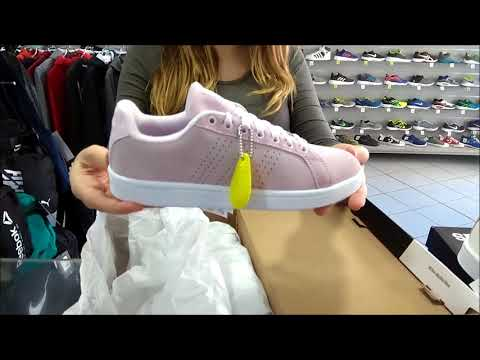 unboxing new adidas cf advantage cl (stan smith take down)