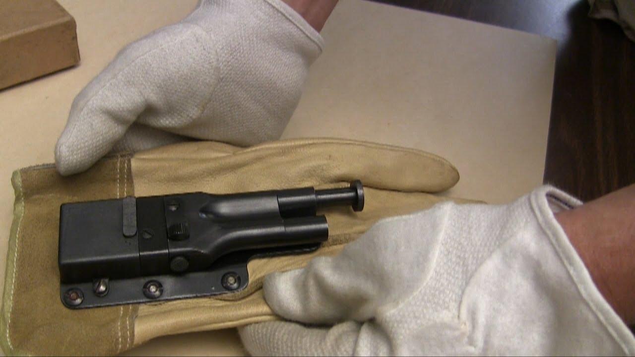 Sedgley Glove Gun Youtube