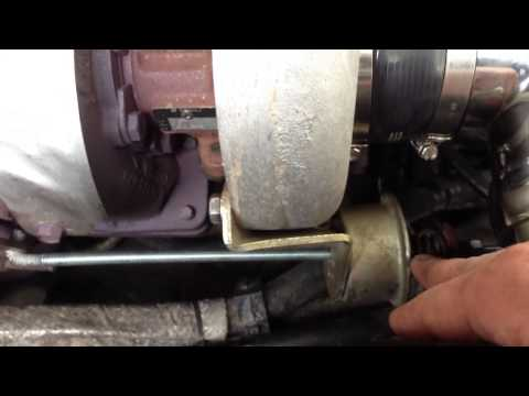 blow off valve hookup