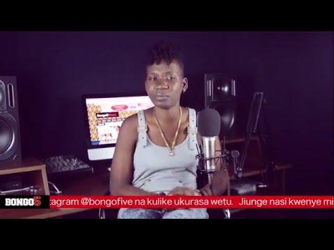 Chemical: Rapper wa kike anayekimbiza
