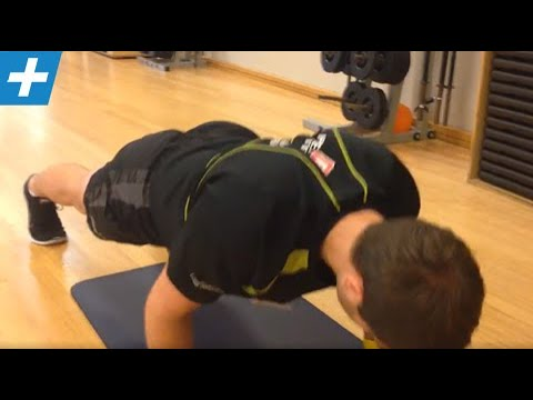 Fix your scapular and shoulder movement in a push up | Feat. Tim Keeley | No. 28 | Physio REHAB
